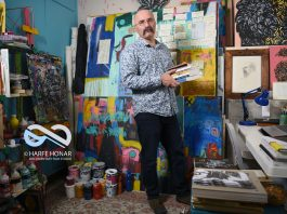 امیر سقراطی نقاش، کیوریتور، پژوهشگر و منتقد هنری